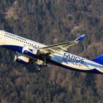 Atlantic Airways Airbus A320-251N OY-RCK