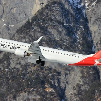 Great Dane Airlines Embraer 195 OY-GDC