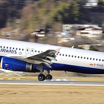 British Airways A320