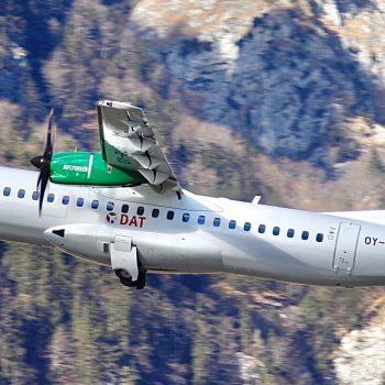 Danish Air Transport ATR72
